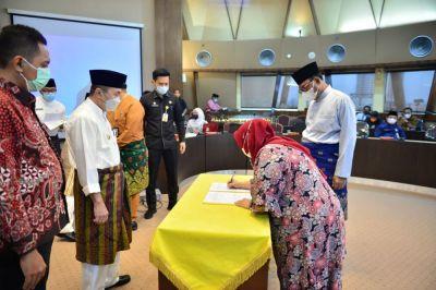 Finalisasi Batas Kabupaten Kota Riau Diputuskan Mendagri
