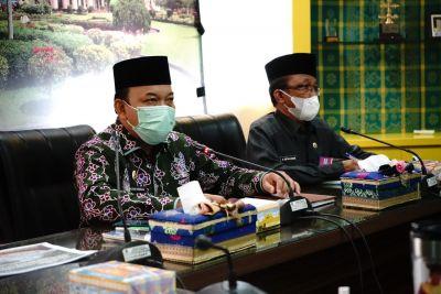 Husni Bahas Pembukaan Kawasan Wisata di Kabupaten Siak