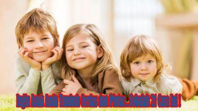 Ingin Anak Anda Tumbuh Cerdas dan Pintar...Cobalah 21 Cara Ini !
