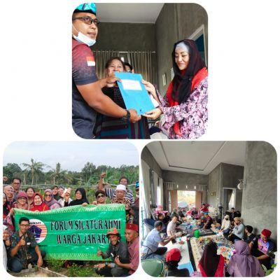 Jalin Kekompakan, Forsiwaja Tanjungpinang Gelar Silaturahmi