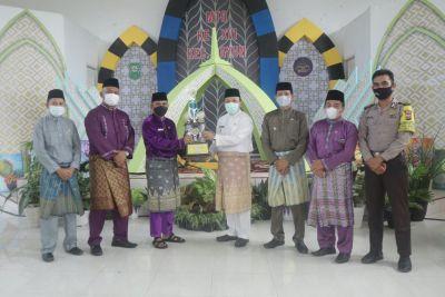 Kampung Dayun Juara Umum MTQ XVI Tingkat Kecamatan