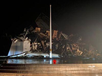 Kantor Gubernur Sulbar Ambruk, Ini Dampak Gempa magnitudo 6,2 Majene yang Dihimpun