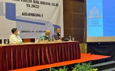 Kepala Dinas PU Tarukim Siak Terpilih Sebagai Narasumber Pada Acara Kementrian PUPR Tingkat Nasional