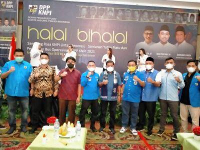 Mampu Hadirkan Ketum Lintas Generasi, DPD KNPI Riau Sebut Haris Pertama Tokoh Muda