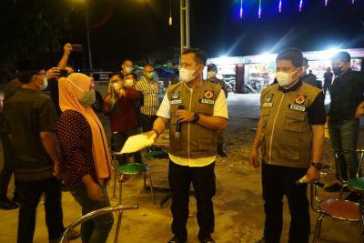 Polres Bersama Pemkab Rohul Gelar Kegiatan Yustisi Di Kecamatan Tambut
