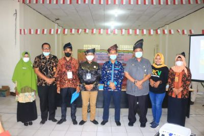 Rahmat Pantun Terpilih Jadi Ketua Umum BRCN Tanah Putih Tanjung Melawan
