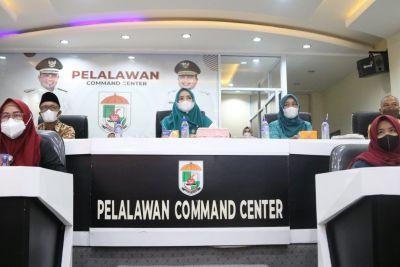 Sella Pitaloka Zukri : Pelalawan Berhasil Mendapatkan Penghargaan Kabupaten Layak Anak