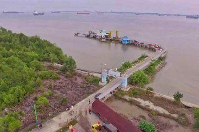 Tingkatkan Ekonomi, Dishub akan Tambah Kapal RoRo Penyeberangan Rupat - Dumai